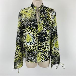 The Limited Silk Shirt Size Small